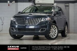2014 Lincoln MKX AWD; CUIR TOIT PANO GPS MAGS 20'' GPS - PANORAM