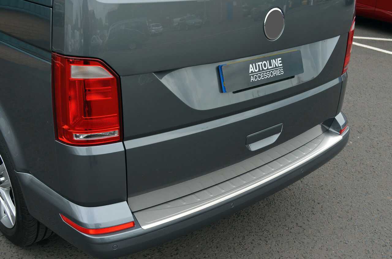Anodised Bumper Protector To Fit T5 Transporter 2003-15