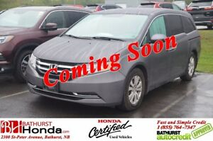 2015 Honda Odyssey EX 8 Passengers! Backup Camera! Heated Seats!