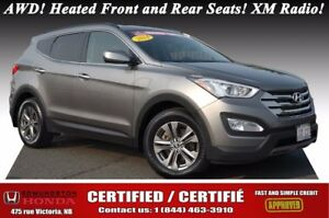 2014 Hyundai Santa Fe Sport Sport - AWD AWD! Heated Front and Re
