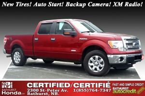 2013 Ford F-150 XLT XTR Pckg - 4WD New Tires! 3.5L V6! Auto Star