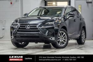 2016 Lexus NX 200t PREMIUM AWD; CUIR TOIT CAMERA HEATED STEERING
