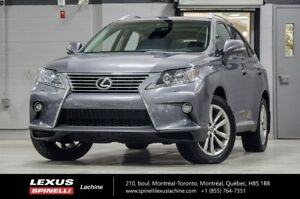2015 Lexus RX 350 TOURING AWD; CUIR TOIT GPS $22,554 SAVING FROM