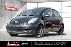 2007 Toyota Yaris HATCHBACK ÉCONOMIQUE LOW MILLEAGE