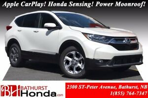2017 Honda CR-V EX Honda Sensing! Power Mooroof! Apple CarPlay /