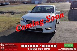 2014 Honda Accord Sedan EX-L Leather! Heated Front and Rear Seat