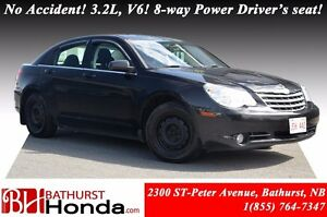 2009 Chrysler Sebring TOURING LOW PRICE! 3.2L, V6! Leather-wrapp
