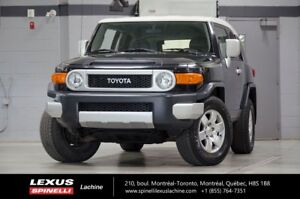 2008 Toyota FJ Cruiser 4X4 AUTOMATIQUE MAGS BAS KM LOW MILEAGE -