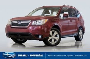 2015 Subaru Forester Touring One owner, no accident