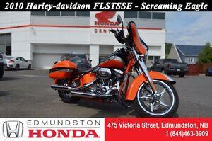 2010 Harley-Davidson FLSTSSE Screaming Eagle Softail Convertible
