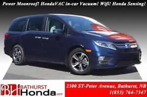 2018 Honda Odyssey EX-L RES Advance Rear Entertainment System wi
