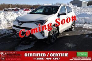 2016 Toyota RAV4 XLE - FWD Auto Start! Power Moonroof! Heated Se