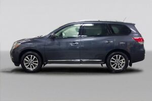 2014 Nissan Pathfinder SL AWD SL AWD  HITCH LEATHER