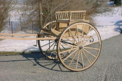 Horse Drawn Cart Carriage Buggy Wagon Sleigh