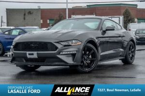 2018 Ford Mustang 4 cyl. ECOBOOST!!!!!! | Auto. | SYNC | Cam. Re