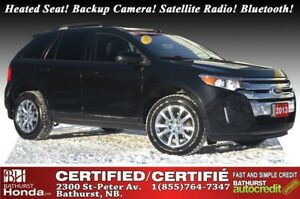2013 Ford Edge SEL - FWD Heated Seat! Backup Camera! Satellite R