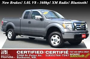 2011 Ford F-150 XLT New Brakes! 5.0L V8 - 360hp! XM Radio! Bluet