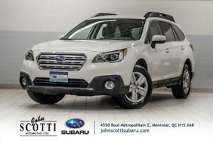 2016 Subaru Outback 2.5i Commodité 1.9% AWD