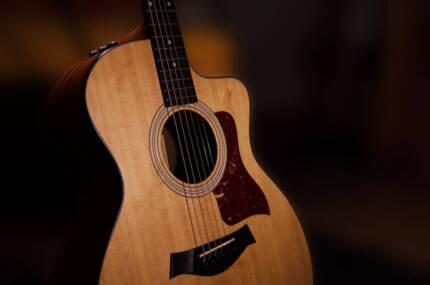 Wanted: Acoustic Guitarist Seeking Other Musicians