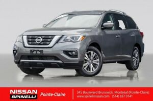 2018 Nissan Pathfinder SV TECH AWD SV TECH PCKG/NAVIGATION/BLIND