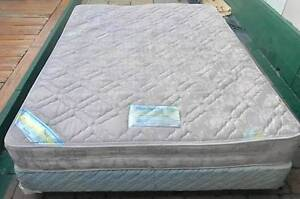 Comfortable queen bed for sale. Delivery can be organised Kingsbury Darebin Area Preview