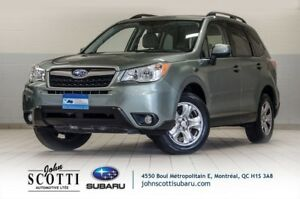 2014 Subaru Forester 2.5i VERY CLEAN