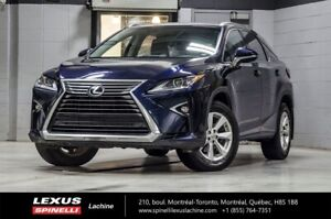 2016 Lexus RX 350 AWD; CUIR TOIT CAMERA ANGLES MORTS BLIND SPOT