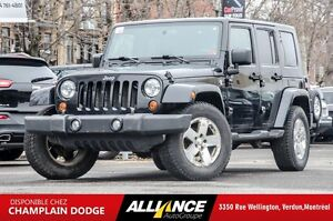 2008 Jeep WRANGLER UNLIMITED SAHARA SAHARA