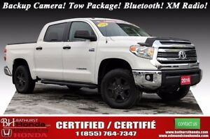2016 Toyota Tundra SR5 Certified! 4WD! Backup Camera! Tow Packag
