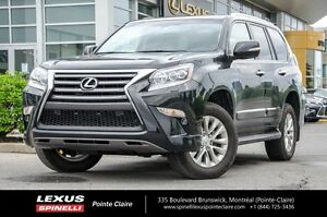 2015 Lexus GX 460 PREMIUM AWD, NAV, CAM, LEATHER, SUNROOF ONE OW