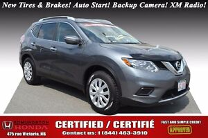 2014 Nissan Rogue S - FWD Certified! New Tires & Brakes! Auto St