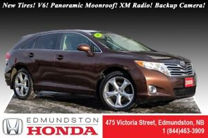 2009 Toyota Venza FWD New Tires! V6! Panoramic Moonroof! XM Radi