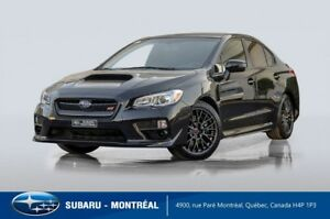 2016 Subaru WRX STi Subaru certified pre-owned vehicle