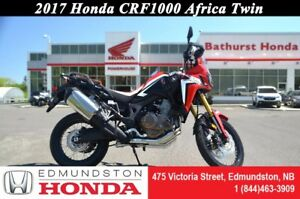 2017 Honda CRF1000 Africa Twin Powerful Performance! Perfected d