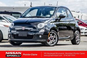 "2013 Fiat 500 Sport LEATHER 16"""" MAGS A/C BLUETOOTH"