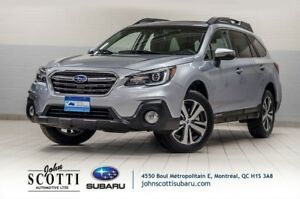 2018 Subaru Outback 2.5i Limited CUIR GPS TOIT AWD