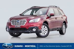 2016 Subaru Outback 3.6R Touring One owner, very low mileage