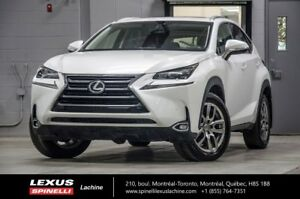 2015 Lexus NX 200t LUXE AWD; CUIR TOIT GPS $15,492 SAVING FROM M