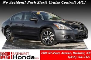 2012 Nissan Altima 2.5 S No Accident! Push Start! Cruise Control