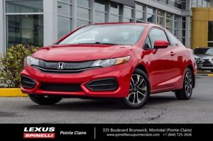 2014 Honda Civic Coupe EX COUPE, SUNROOF, BACK UP AND SIDE CAMER
