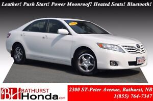2010 Toyota Camry XLE Leather! Push Start! Power Moonroof! Heate