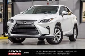 2016 Lexus RX 350 AWD; CUIR TOIT CAMERA ANGLES MORTS LIKE NEW