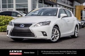 2014 Lexus CT 200h HYBRID, TOURING, TOIT OUVRANT VERY CLEAN
