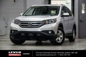 2014 Honda CR-V TOURING NAV AWD; CUIR TOIT GPS FULLY LOADED - 2
