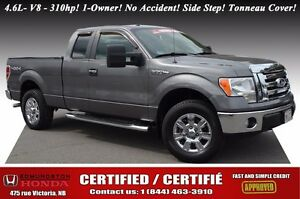 2009 Ford F-150 XLT 4.6L- V8 - 310hp! 1-Owner! No Accident! Side