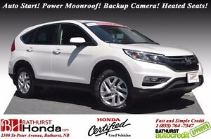 2016 Honda CR-V EX - AWD AWD! Auto Start! Push Start! Power Moon