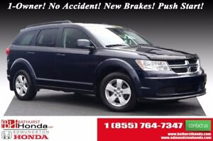 2011 Dodge Journey SE - FWD 1-Owner! No Accident! New Brakes! Pu