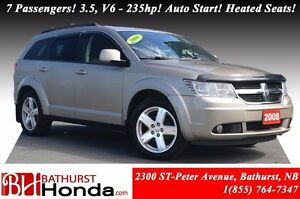 2009 Dodge Journey SXT - FWD 7 Passengers! 3.5, V6 - 235hp! Auto