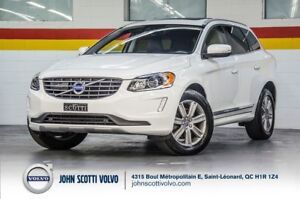 2016 Volvo XC60 T6 Premier VOLVO CERTIFIED PRE OWNED