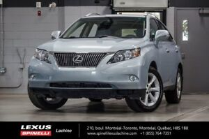 2010 Lexus RX 350 TOURING AWD; CUIR TOIT GPS GPS - BACKUP CAMERA